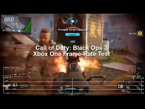 Ресурс Digital Foundry проверил стабильность работы Call of Duty: Black Ops 3 на Xbox One и Playstation 4