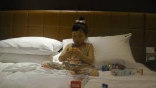 46 싱가폴 가족여행 - 하드락 호텔에서 해티
