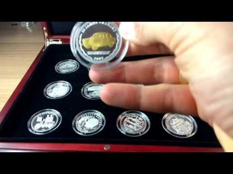 Welchen Wert Haben Die Silbermedaillen 40 Jahre Ddr Youtube