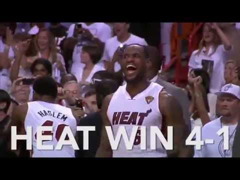 Miami Heat 3-peat Hype Video (2014 NBA Finals)