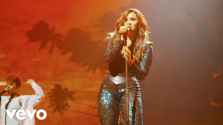 demi lovato  cool for the summer live on honda civic tour future now