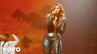 Скачать Demi Lovato Cool For The Summer Live On Honda Civic Tour Future Now