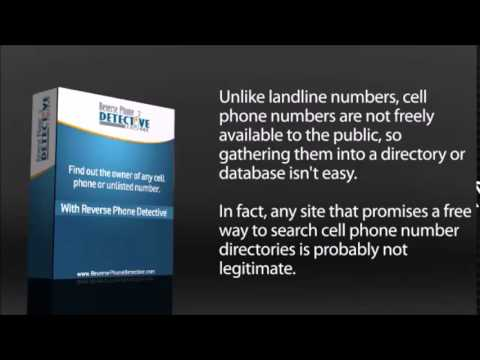 Reverse Phone Detective  - The Need For Legitimate Reverse Phone Detective Free Download