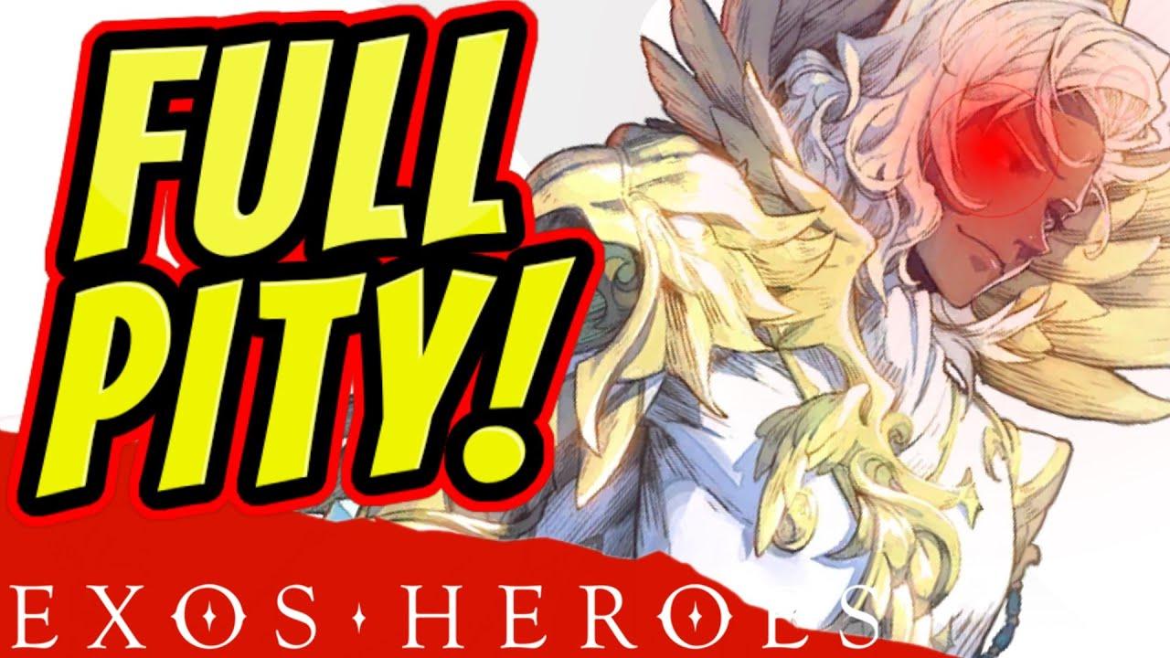 "LET'S FINISH THIS!! Fatecore ""Pretty Boi"" Baraka : Exos Heroes"