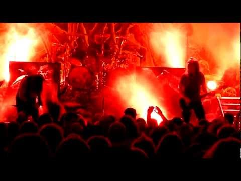Kreator - (opening) Phantom Antichrist + From Flood into Fire @ Effenaar Eindhoven (NL) 2012-11-04