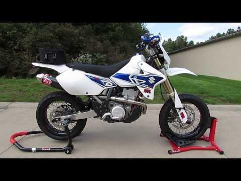 Suzuki DRZ400SM Project Bike Build #5