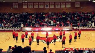 Marist College Dance Team 11.10.13