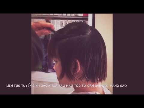 Phương pháp cắt tóc bằng dao