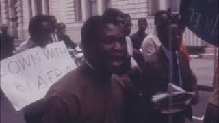Civil War: Rivers State Nigerians Stage Anti-Biafra Protest in London | July 1968