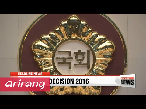 EARLY EDITION 18:00 Election 2016: Polling stations to open Wednesday