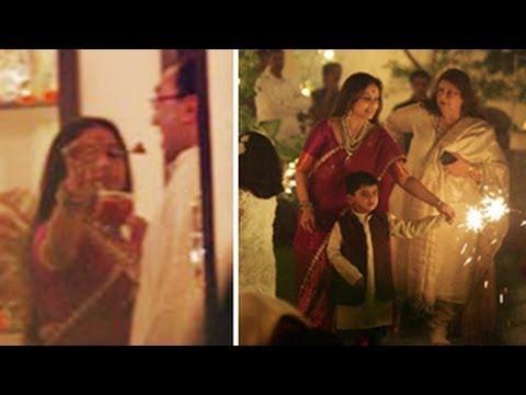 Image result for aditya chopra and rani mukherjee diwali