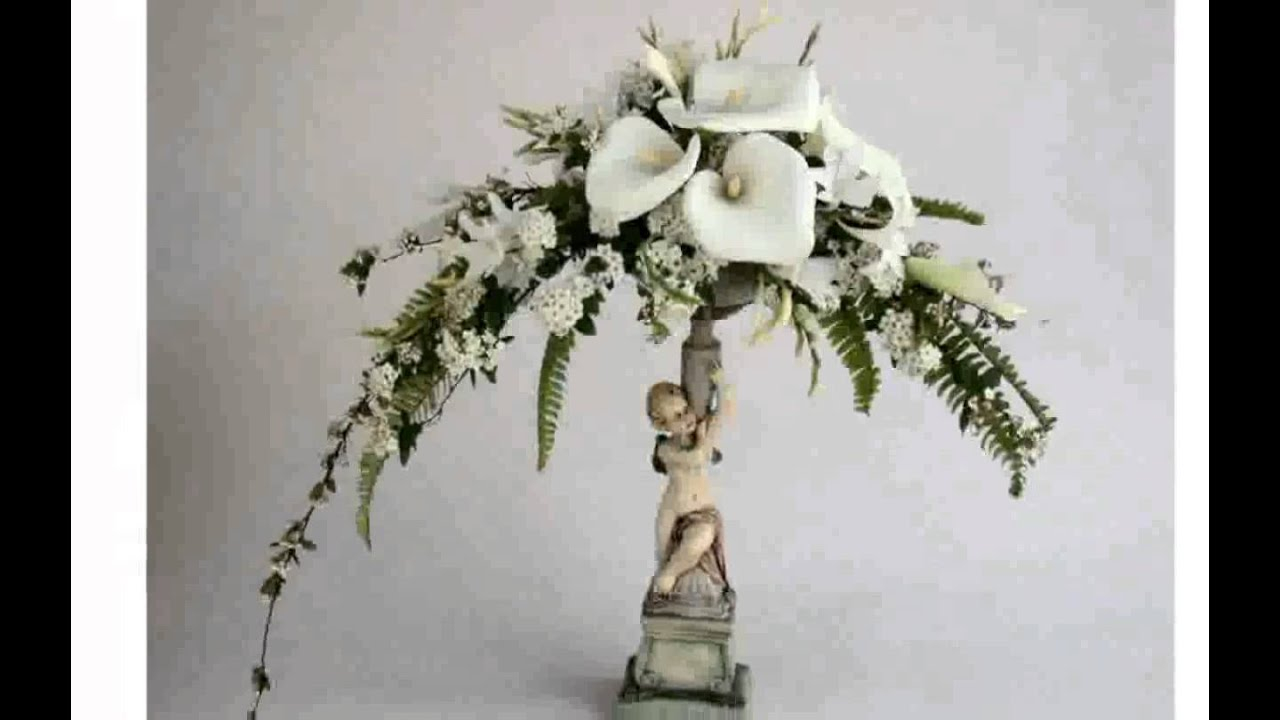 Funeral Flowers Arrangements Youtube