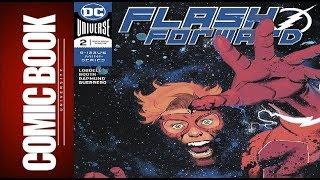Flash Forward #2 | COMIC BOOK UNIVERSITY