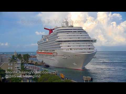 Key West, FL Perfect Cruise Weather - 7/25/2017