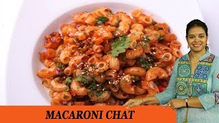 MACARONI CHAT - Mrs Vahchef