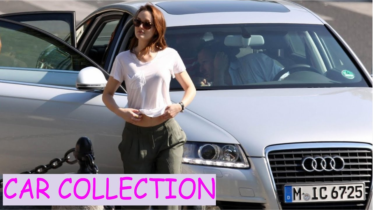 Photo of Leighton Meester Audi - car
