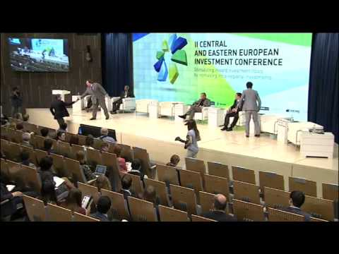 II CEE Conference in Moscow (Opening Remarks and Panel Discussion I)