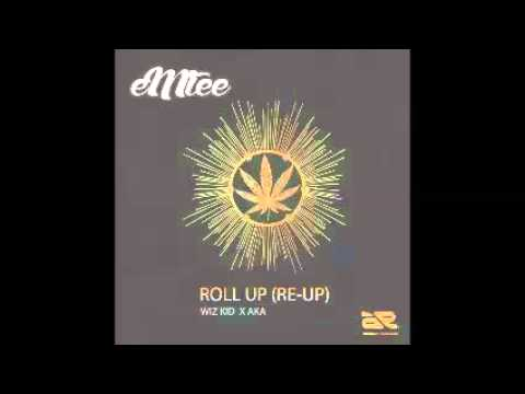 Emtee  Ft  Wizkid And AKA – Roll Up (Re Up)