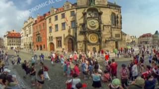 360° video - Prague(Prague is unique! From daybreak to dawn, magic spots as well as the hustle and bustle of a big city. Prague in all its glory is presented in our 360° video., 2016-08-04T13:04:31.000Z)