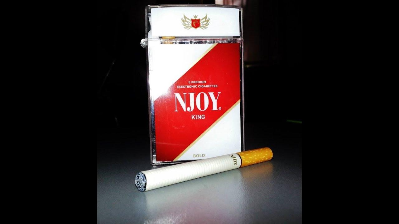 No nicotine e cigarettes