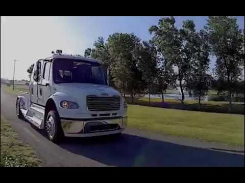SportChassis - Detroit Diesel - DD13
