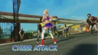 Lollipop chainsaw premium edition Action trailer