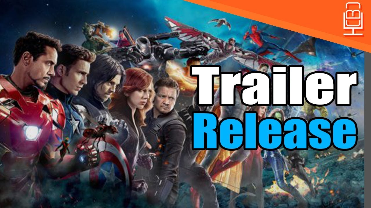 avengers infinity war trailer release date & what to expect - youtube