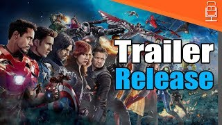 Avengers Infinity War Trailer Release Date & What to Expect