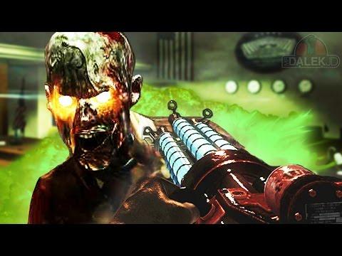 INSANE NEW RAY GUN! - Call of Duty Zombies GUN MOD on FIVE! (Ray Gun Mod)