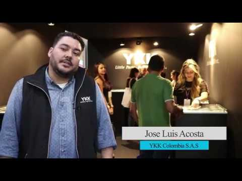 Employee Spotlight- Jose Acosta at Colombiatex de las Américas 2019