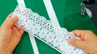 बहुत ही खूबसूरत है यह बाजू का डिजाइनDIY Easy and Beautiful Sleeve Design Cutting & Stitching