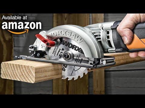 TOP 5 AMAZING DIY WOOD WORKING TOOLS ON AMAZON