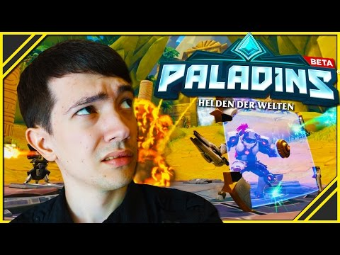 ICH BIN ON FIRE! 🔮 Paladins #001