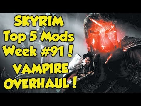 Skyrim Remastered Top 5 Mods of the Week #91 (Xbox One Mods) thumbnail