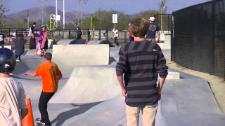Alex Road SkatePark in Oceanside, California 2013