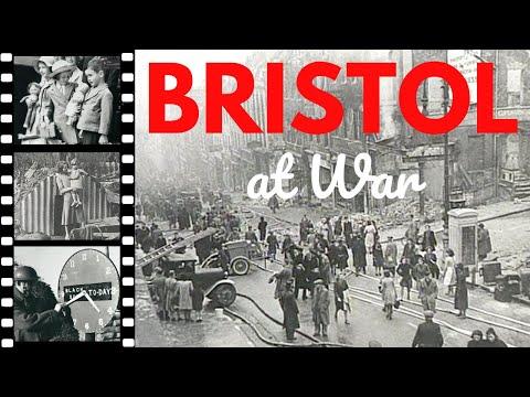BRISTOL AT WAR: Bristol History Series