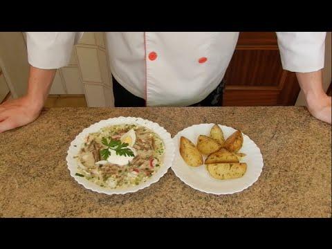Любимые Рецепты. Жаркое. Аппетитное блюдо русской кухни.