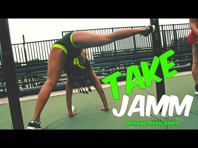 TAKE JAMM ( Official Music Video ) - Motto ft Shal Marshall & Hypa 4000 ' 2018 Soca '