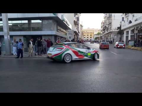 Rally Algeria city
