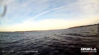 Рыбалка на Белоярском водохранилище в Свердловской области