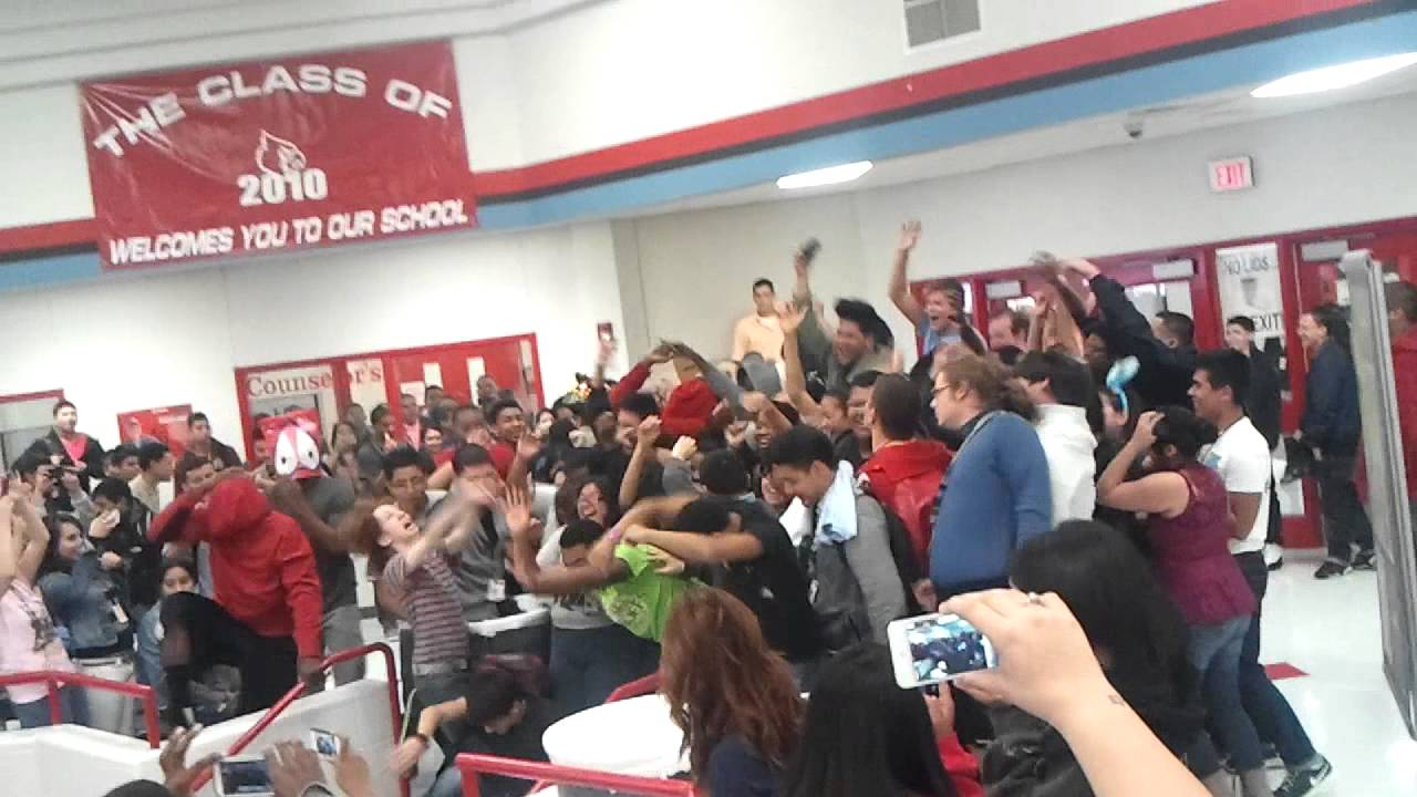 Del valle high school Harlem shake - YouTube