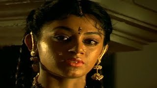 Aagadu Rajendra Prasad Minor Raja Movie Scenes - Shobana sister in law inquiring about Rekha