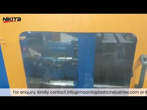 oxygen-mask-making-with-nikita-brand-injection-molding-machine