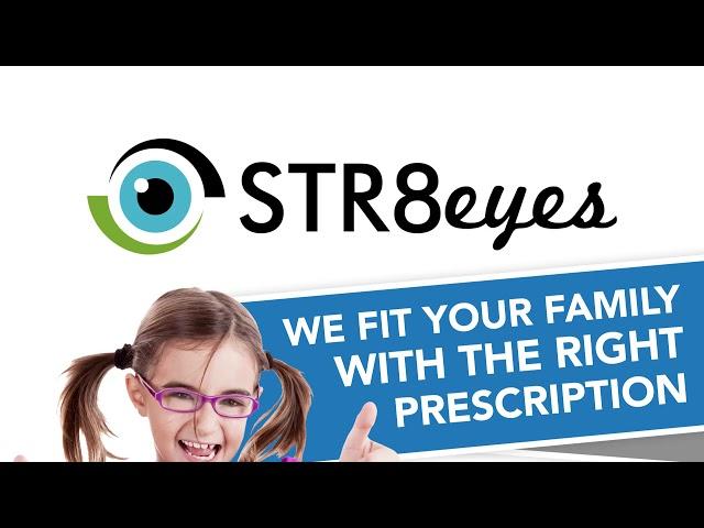 Creative Display - Str8eyes