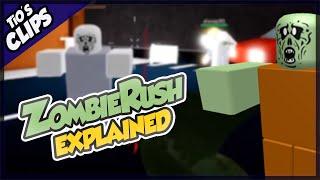Zombie Rush: Cómo jugar ? Tio Explicado TioShortClips (TioShortClips) Roblox