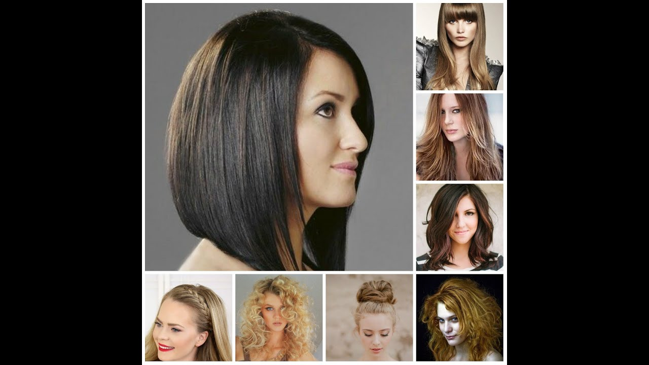 Hair Style U Cut: New Cute Hairstyles - YouTube