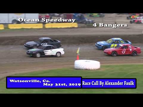 4 Bangers from Ocean Speedway May 31st, 2019