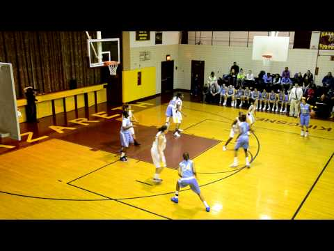 6 | Girls | Nazareth Regional High School ( Brooklyn ) Vs The Mary Louis Academy ( Queens )