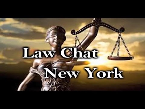 Law Chat New York - Television Appearance