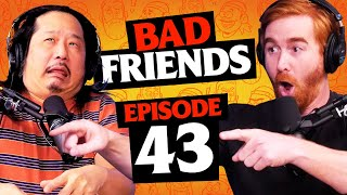 Living Someone's Dream and Chris Rock Hates Us! | Ep 43 | Bad Friends
